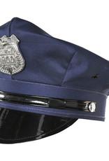 BLUE POLICE/COP HAT