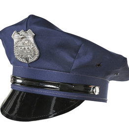 BLUE POLICE/COP HAT
