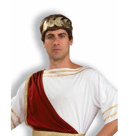 ROMAN WREATH HEADPIECE - Gold -