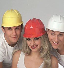 PLASTIC CONSTRUCTION HAT BLUE