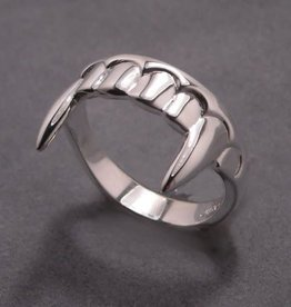 Vamp Fangs Ring
