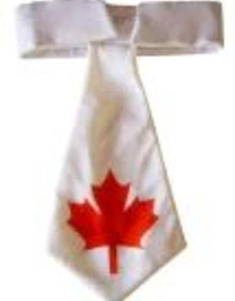 CANADA DAY NECK TIE