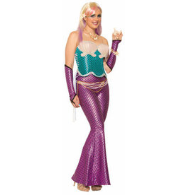 Forum Novelties Mermaid Leggings - Pink