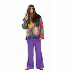Bell Bottom Pants - Purple Haze