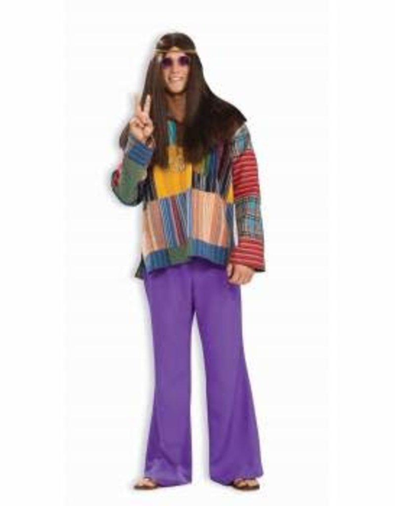 Bell Bottom Pants - Purple Haze