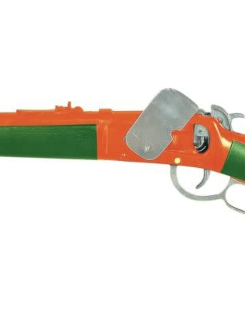 Double Action Repeater Cap Rifle