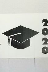 INSTALLED GRAD SIGN- PER DAY