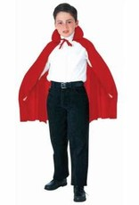 "Child 27"" Red Cape"