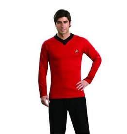 Rubies Costumes Star Trek Scotty Shirt - XL