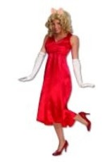 Miss Piggy Red Dress - Standard