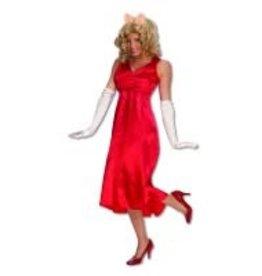Miss Piggy Red Dress - Standard