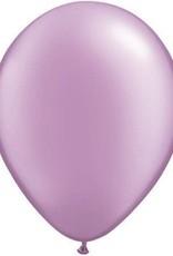 "Qualatex 11"" Pearl Lavender 100ct"