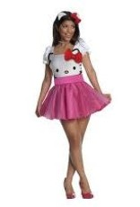 Hello Kitty Dress - L