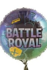 "BATTLE ROYAL 18"" FORT NITE FOIL BALLOON"