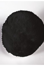 Deluxe Plush Bunny Tail - Black