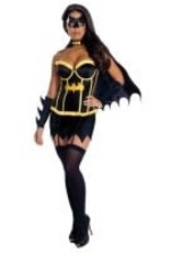 Secret Wishes Batgirl Corset Pack - S