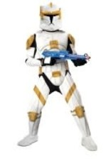Rubies Costumes Clone Trooper Commander Cody - Standard