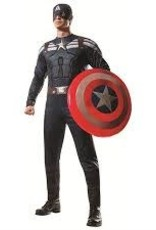 Captain America Stealth Suit - XL
