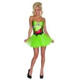Kermit Dress-Small