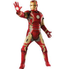 Red Iron Man 3 - XXL