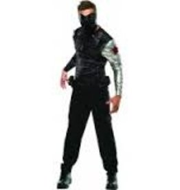 Captain America Winter Soldier - XL