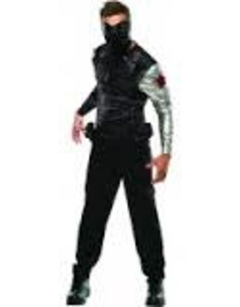 Captain America Winter Soldier - XL