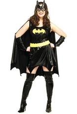 Secret Wishes Batgirl with Mask - Plus Size