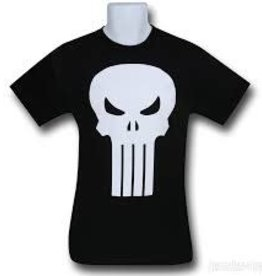 The Punisher T-Shirt & Hat - L