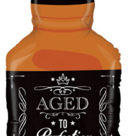 """AGED TO PERFECTION WHISKEY 34"""""""