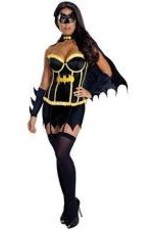 Secret Wishes Batgirl Corset Pack - M