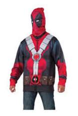 Rubies Costumes Deadpool Hoodie - XL