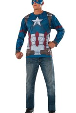 Captain America Top - XL