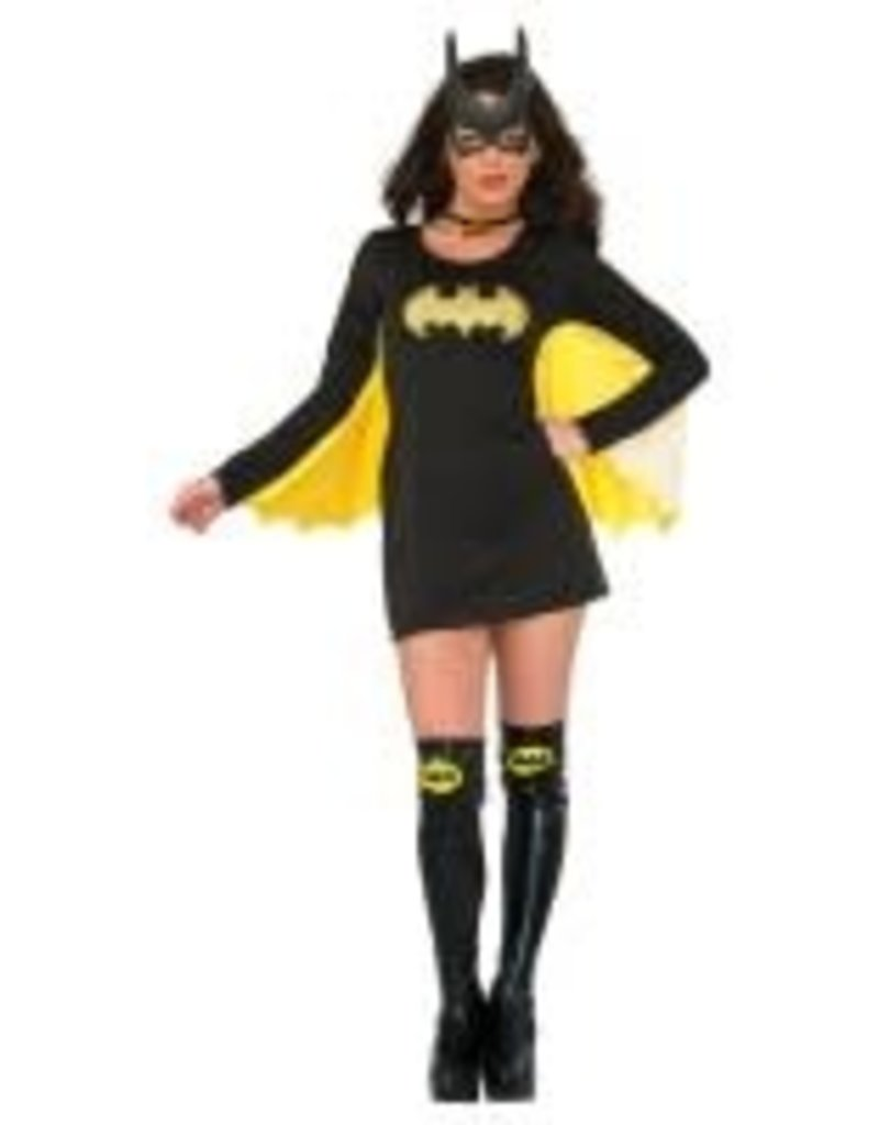 Batgirl Dress with Wings - S/M
