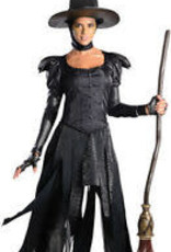 Deluxe Wicked Witch - S