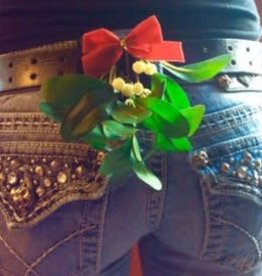 Mistletoe Belt