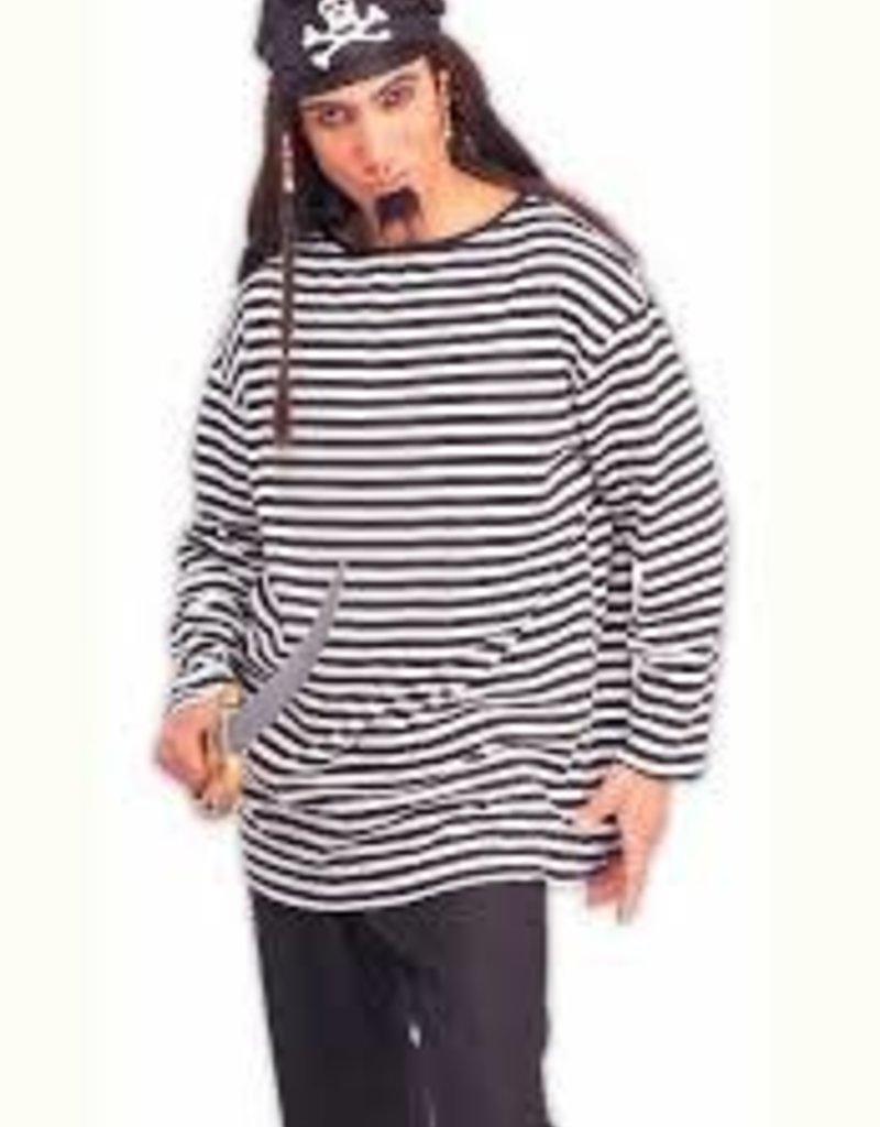 Striped Costume Shirt - O/S