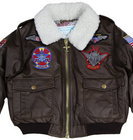 Children's Aviator Jacket - Small