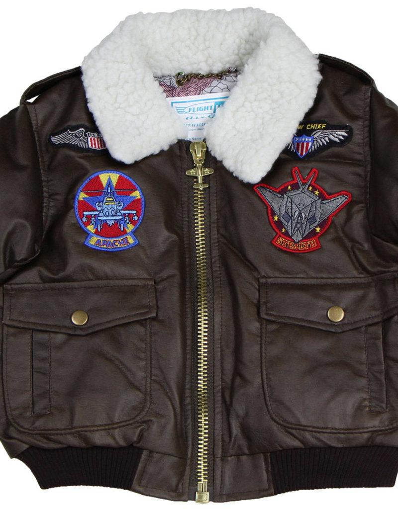 Children's Aviator Jacket - Small