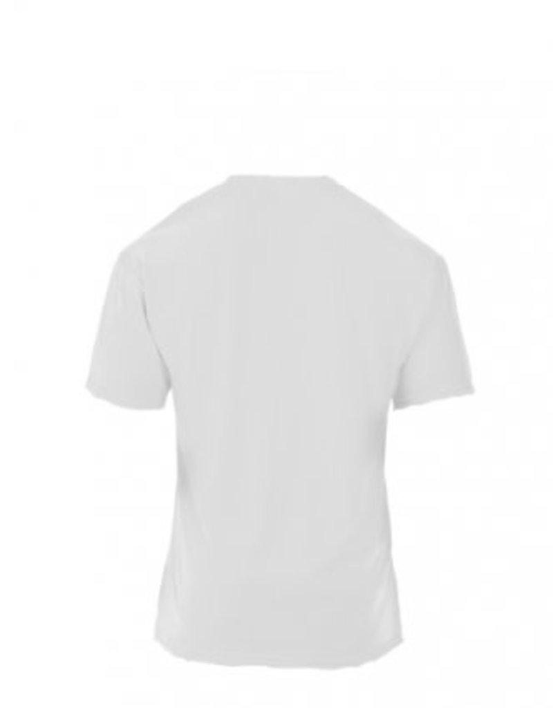 White Adult T-Shirt - XL