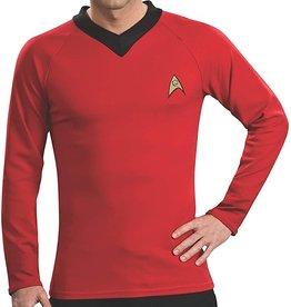 Rubies Costumes Licensed Star Trek Scotty Shirt - L
