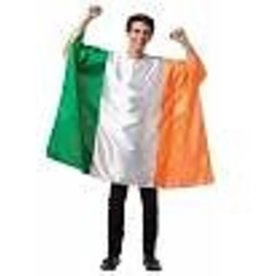 Ireland Flag Tunic - O/S