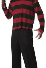 Rubies Costumes Freddy Krueger Mask and Shirt - XL
