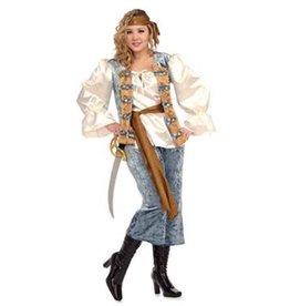 Pirate Queen - Plus Size