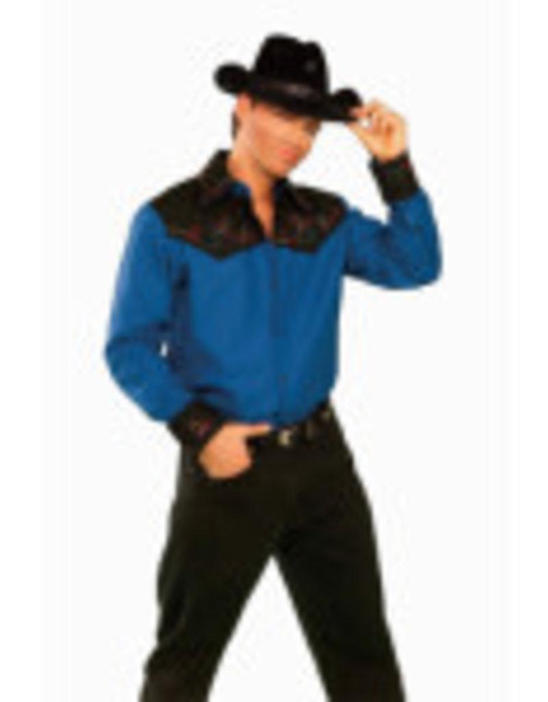 Forum Novelties Cowboy Shirt - Standard