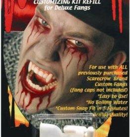 Scarecrow Fangs - Recustomizing Kit