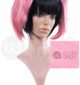 Arda Wigs Short Clip - Bubblegum