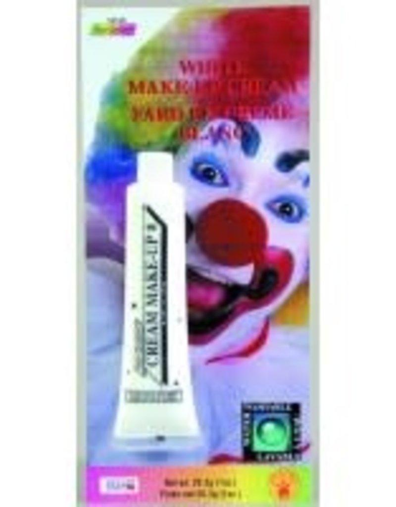 Cream Makeup - White