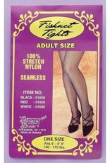 Forum Novelties Fishnet Tights - Black