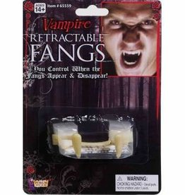 Retractable Vampire Fangs