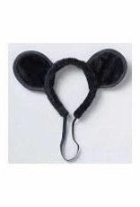 BLACK CAT/MOUSE EARS